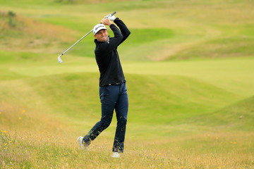 David Howell AAM Scottish Open - Day One