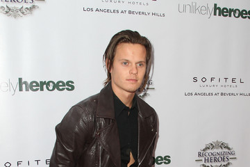 David Hudson 3rd Annual Unlikely Heroes Awards Dinner And Gala - Arrivals