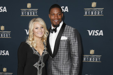 David Johnson 6th Annual NFL Honors - Arrivals