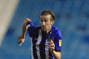 David Jones Sheffield Wednesday vs. Wolverhampton Wanderers - Carabao Cup Second Round