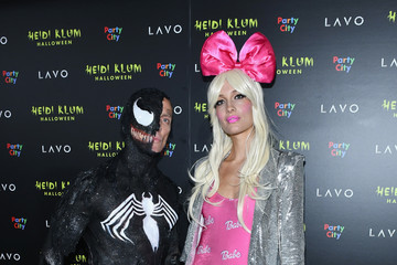 David Kirsch Schynaider M. G. Heidi Klum's 19th Annual Halloween Party Presented By Party City And SVEDKA Vodka At LAVO New York - Arrivals