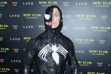 David Kirsch Heidi Klum's 19th Annual Halloween Party Presented By Party City And SVEDKA Vodka At LAVO New York - Arrivals