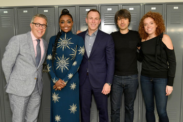David Kramer Michelle Wolf Lincoln Center Corporate Fund's Stand Up & Sing For The Arts