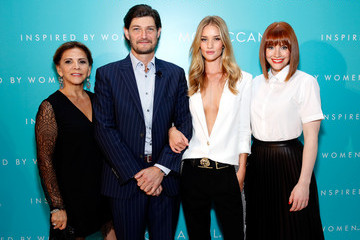 David Krzypow Moroccanoil Inspired by Women Campaign Launch Event
