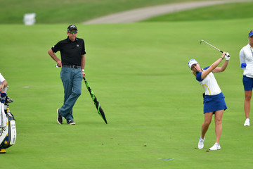 David Leadbetter The Solheim Cup - Preview Day 3
