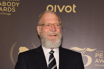David Letterman The 75th Annual Peabody Awards Ceremony - Press Room