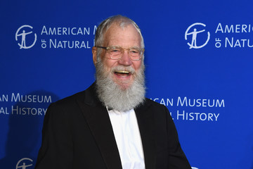 David Letterman American Museum Of Natural History's 2017 Museum Gala