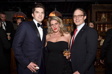 David Levine Forbes Family And Ambassador Zampolli Inauguration After Party