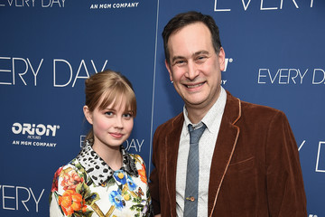 David Levithan Angourie Rice 'Every Day' New York Screening