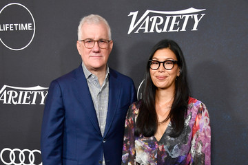 David Linde Variety's Power Of Women: Los Angeles - Arrivals