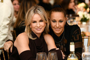 Guest and fashion designer Donna Karan attend David Lynch Foundation's Women Of Vision Awards Benefit Luncheon on December 03, 2019 in New York City.