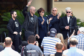 David Lynch John Varvatos and Ringo Starr Press Conference