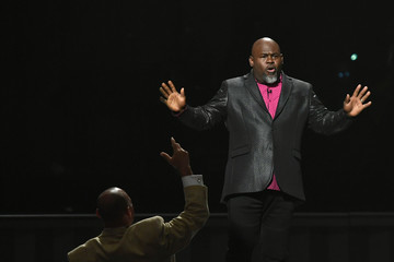 David Mann BET Presents Super Bowl Gospel Celebration - Show