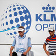 David McNeilly KLM Open: Day 1