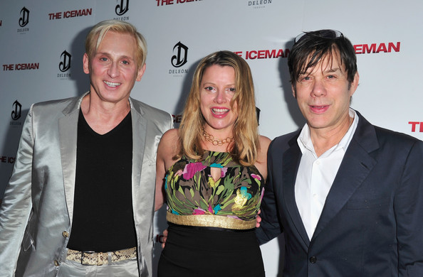 Arrivals at 'The Iceman' Premiere