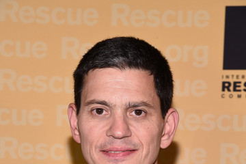David Miliband International Rescue Committee Hosts the 2016 Rescue Dinner - Arrivals