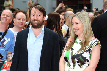 David Mitchell 'Now' Premieres in London