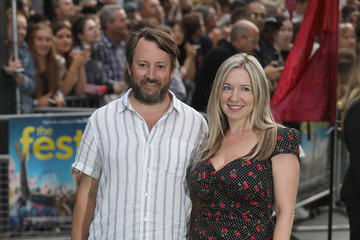 David Mitchell 'The Festival' World Premiere - Red Carpet Arrivals