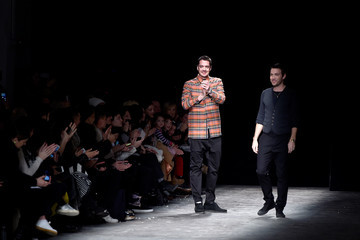 David Neville rag & bone - Runway - Fall 2016 New York Fashion Week