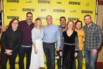 David Nevins 'I'm Dying Up Here' Premiere - 2017 SXSW Conference and Festivals