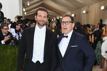 David O. Russell Bradley Cooper 'Manus x Machina: Fashion In An Age of Technology' Costume Institute Gala - Arrivals