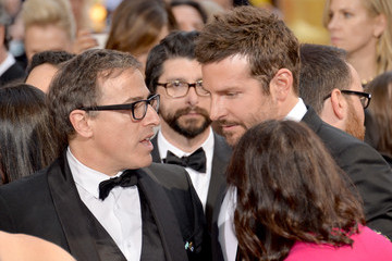 David O. Russell Bradley Cooper Arrivals at the 86th Annual Academy Awards — Part 14