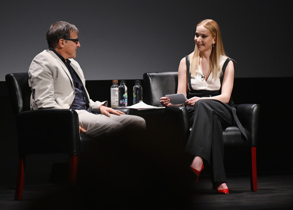 Tribeca Talks - Director Series - David O. Russell With Jennifer Lawrence - 2019 Tribeca Film Festival