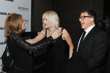 David O. Russell VICELAND New York Premiere Screening of Gloria Steinem's 'Woman'