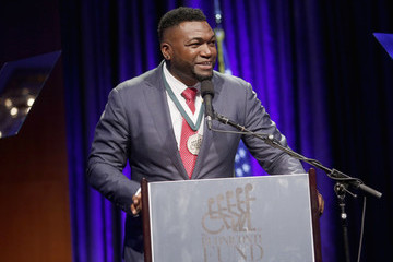 David Ortiz 32nd Annual Great Sports Legends Dinner to Benefit the Miami Project/Buoniconti Fund to Cure Paralysis - Dinner