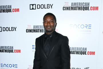 David Oyelowo 33rd American Cinematheque Award Presentation Honoring Charlize Theron - Arrivals