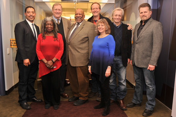 David P. White Stars at the SAG-AFTRA NY Grand Opening