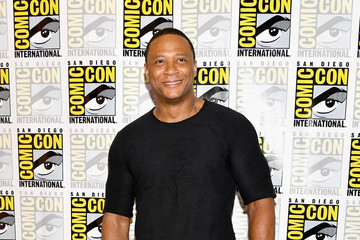 "David Ramsey Comic-Con International 2017 - ""Arrow"" Press Line"