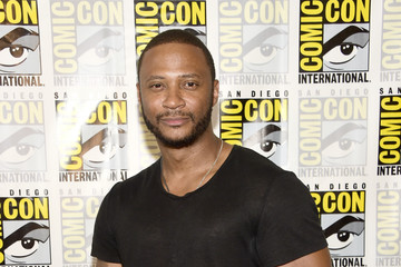 David Ramsey Comic-Con International 2016 - 'Arrow' Press Line