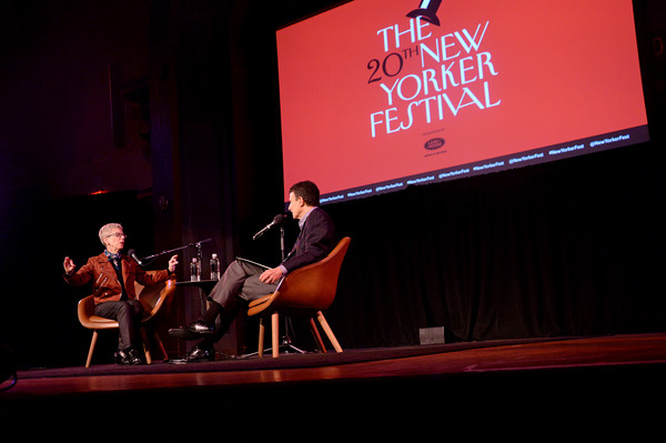 The 2019 New Yorker Festival - Terry Gross Talks With David Remnick