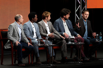 David S. Goyer 2014 Summer TCA Tour: Day 6