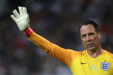 David Seaman Soccer Aid For UNICEF 2018