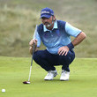 David Shacklady Scottish Senior Open Hosted By Paul Lawrie - Day One