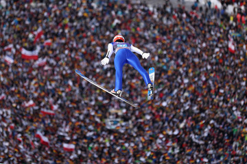 David Siegel FIS Nordic World Cup - Four Hills Tournament