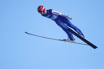 David Siegel FIS Nordic World Cup - Four Hills Tournament Qualification