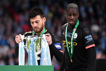 David Silva Aston Villa v Manchester City - Carabao Cup Final