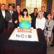David Stapf 'NCIS' Cast and Crew Throw a Party
