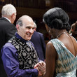 David Suchet The Prince of Wales & Duchess of Cornwall Mark the 400th Anniversary of Shakespeare's Death