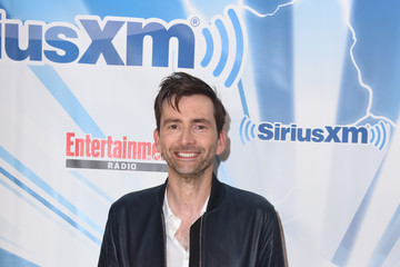 David Tennant SiriusXM's Entertainment Weekly Radio Channel Broadcasts From Comic Con 2017 - Day 1