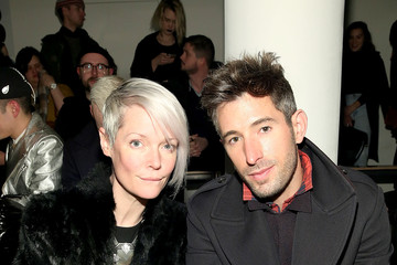 David Thielebeule Patrik Ervell - Front Row - MADE Fashion Week Fall 2015