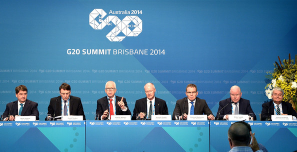 World Leaders Gather for G20 Summit