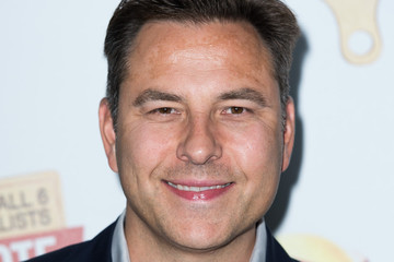 David Walliams Walkers Do Us a Flavour  Launch Party