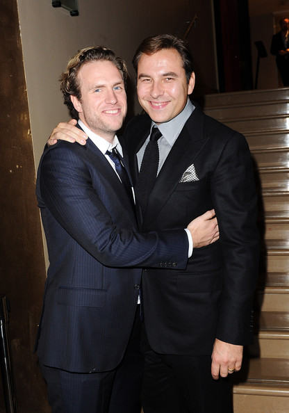 44f9e1318046 David Walliams and Rafe Spall Photos»Photostream · Pictures · The   Anonymous  After Party