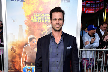 David Walton Premiere Of Warner Bros. Pictures' 'CHiPS' - Arrivals