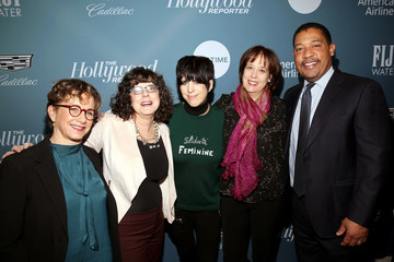 David White The Hollywood Reporter's Power 100 Women In Entertainment - Red Carpet