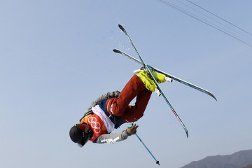 David Wise Freestyle Skiing - Winter Olympics Day 11
